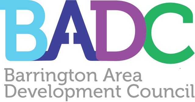 New Logo for Barrington Area Development Council